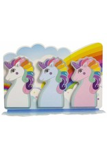 Streamline Rainbow Unicorn Memo Tabs DNR