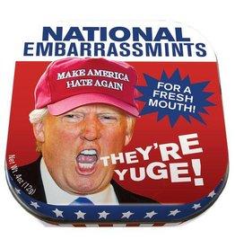 Unemployed Philosophers Guild Trump National Embarrassmints - Mints