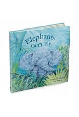 JellyCat, Inc. Elephants Can't Fly Book