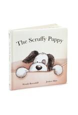 JellyCat, Inc. The Scruffy Puppy Book DNR