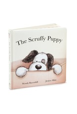 JellyCat, Inc. The Scruffy Puppy Book