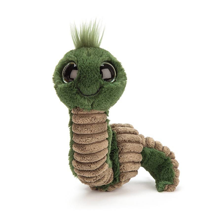 JellyCat, Inc. Green Wiggly Worm