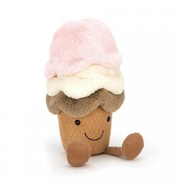 JellyCat, Inc. Amusable Ice Cream DNR