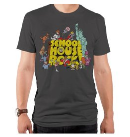 Hold This Inc School House Rock Unisex T-Shirt