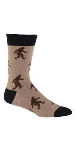 Sock It To Me Sasquatch - Men's Crew Socks