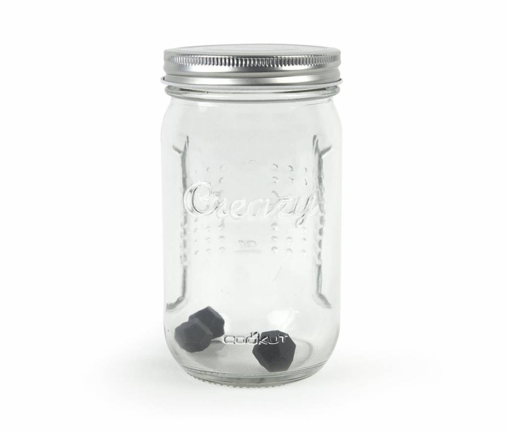 Cookut* NEW! Creazy Jar - Whipped Cream Shaker