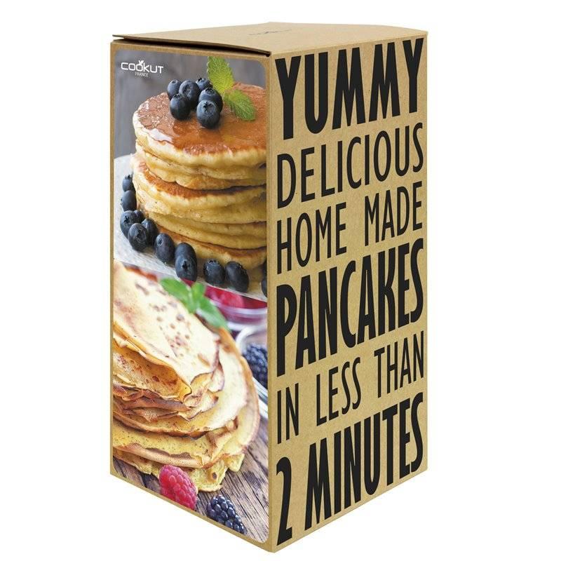 Cookut* Pancake & Crepe Maker
