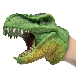 Streamline Fierce Dinosaur Hand Puppet
