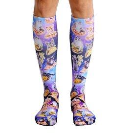 Living Royal Cat Cravings Knee High Socks