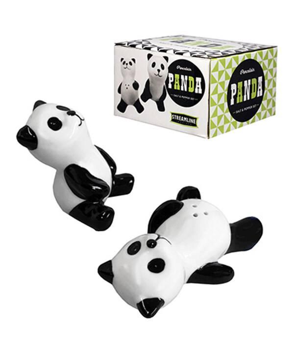 Streamline Daydream Panda Salt & Pepper Set DNR