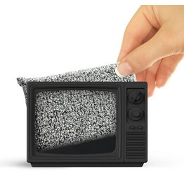 Fred & Friends Static Clean - TV Sponge Holder