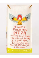 Fucking Pizza - Dish Towel