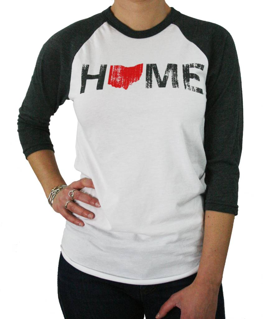 Ohio Home Baseball Unisex T-Shirt