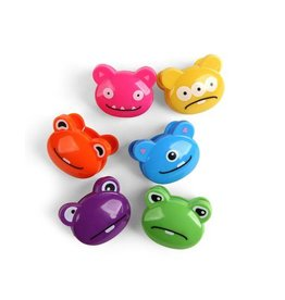 Kikkerland Designs Bag Clips Monster set of 6 DNR