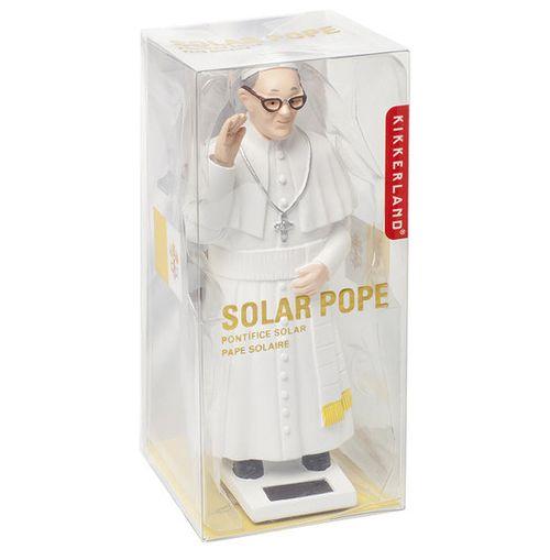 Kikkerland Designs Solar Pope