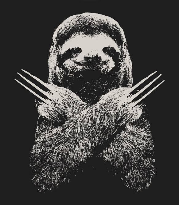 Headline Shirts Slotherine Unisex T-Shirt