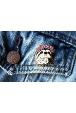 Choke Linda (Sloth) Enamel Pin