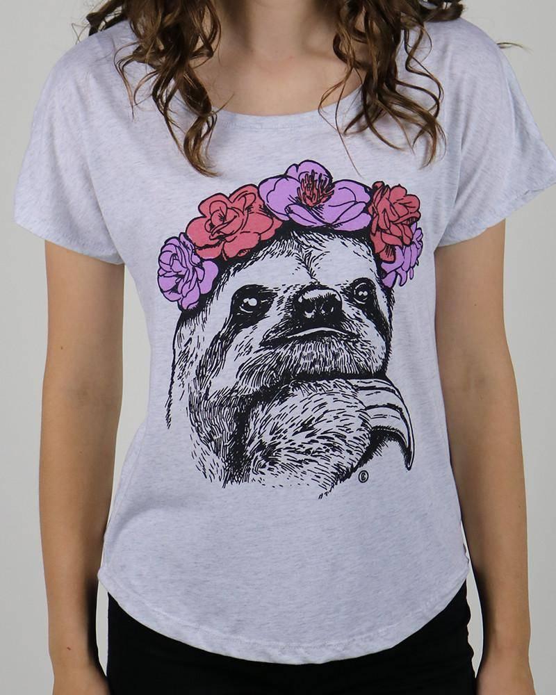 Choke Linda Dolman Woman's T-Shirt