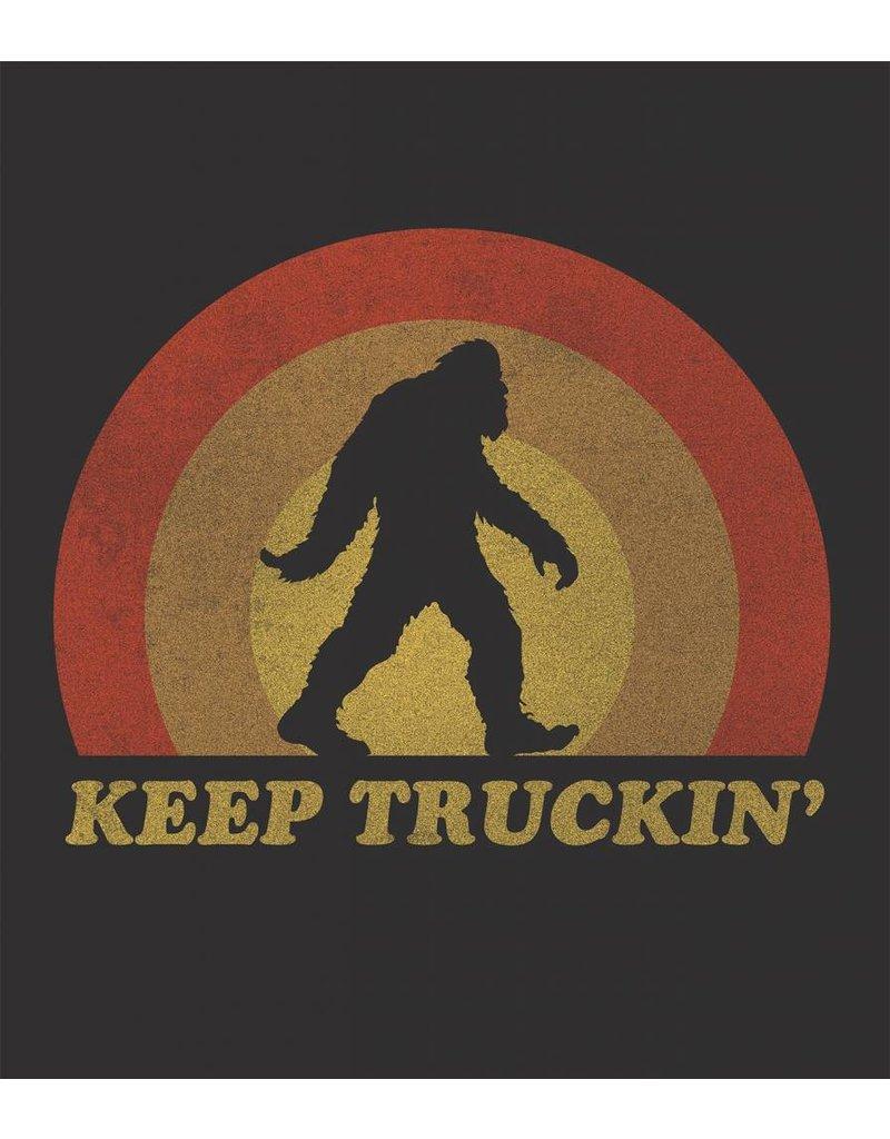 Headline Shirts Keep Truckin' Unisex T-Shirt