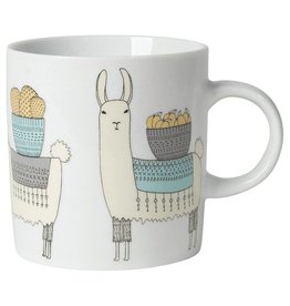 Now Designs / Danica* Llamarama - Short Mug