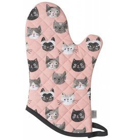 Now Designs / Danica* Cats Meow - Oven Mitt