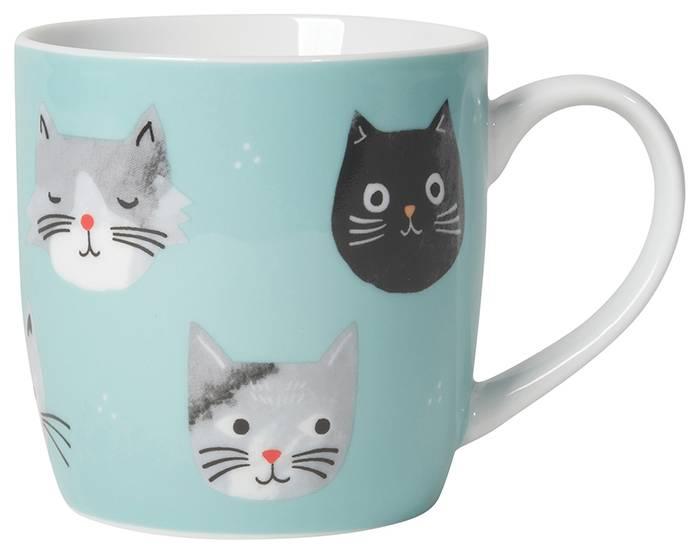 Now Designs / Danica* Cats Meow - Mug