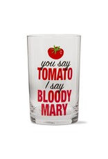 tag* I Say Bloody Mary Glass