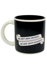 Unemployed Philosophers Guild Bob Ross Mug