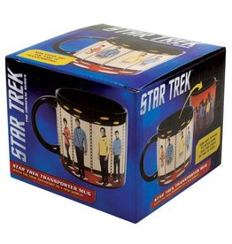 Unemployed Philosophers Guild Star Trek Transporter Mug