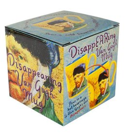 Unemployed Philosophers Guild Van Gogh DisappEAR Mug