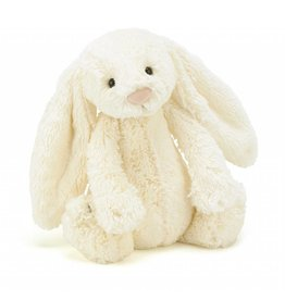 JellyCat, Inc. Bashful Bunny Medium - Cream