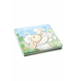 JellyCat, Inc. My Mom and Me - (Lamb) Book / S