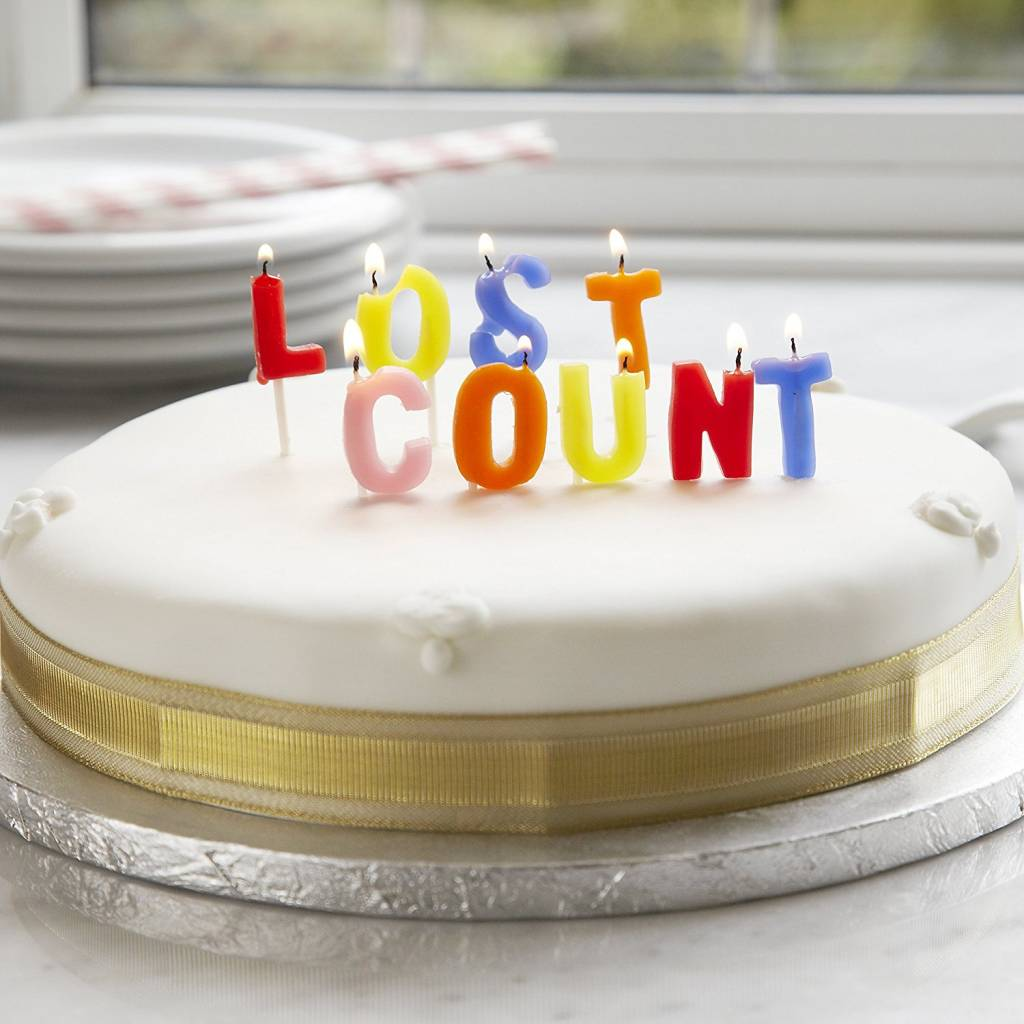 NPW Lost Count - Who's Counting Candles