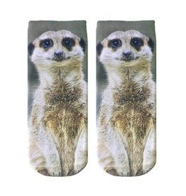 Living Royal Meerkat Ankle Socks