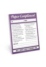 Knock Knock Paper Compliments - Nifty Notes