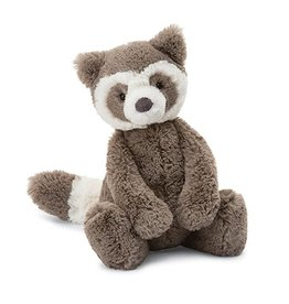 JellyCat, Inc. Bashful Raccoon Medium DNR