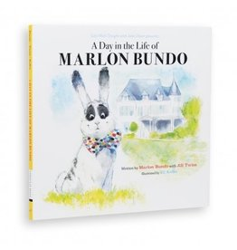 Chronicle Books Day in the Life of Marlon Bundo - Book / S