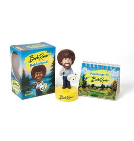 Hachette Book Group Bob Ross Bobblehead