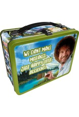 NMR Distribution Bob Ross Lunch Box