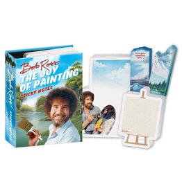 Unemployed Philosophers Guild Bob Ross Sticky Notes