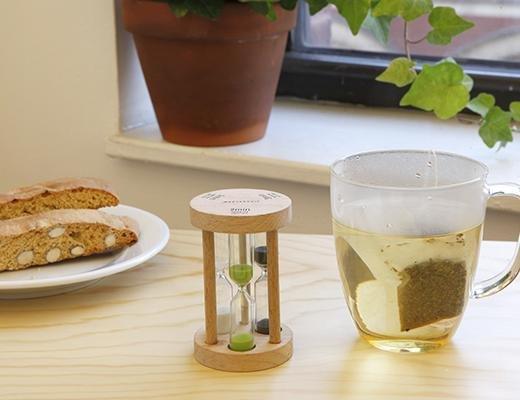 Kikkerland Designs Trio Tea Timer