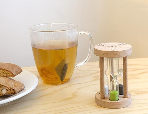 Kikkerland Designs Trio Tea Timer / S