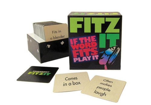 Gamewright Fitz It