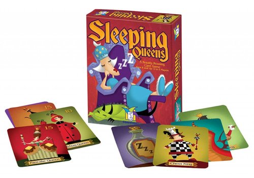 Gamewright Sleeping Queens *