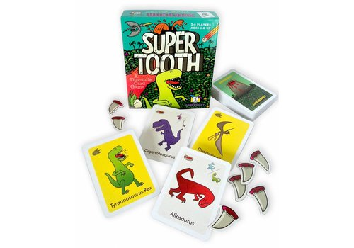 Gamewright Super Tooth, Dinomite Card Game