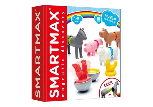 Smart Max Smart Max My First Farm Animals