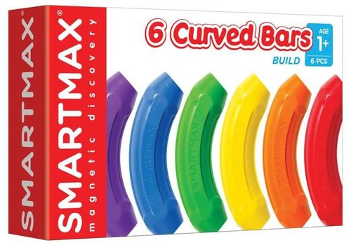 Smartmax SmartMax 6 Extra Curved Bars