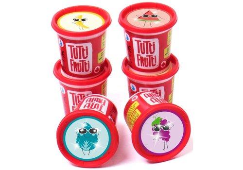 Tutti Frutti: Scented Modeling Dough- Bubble Gum Sparkle