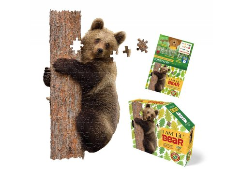 e11even I Am Lil' Bear Shape Puzzle