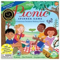 Picnic Spinner Game